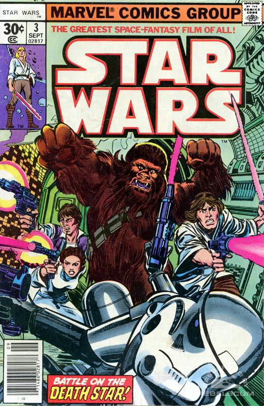 Star Wars (Marvel) #3