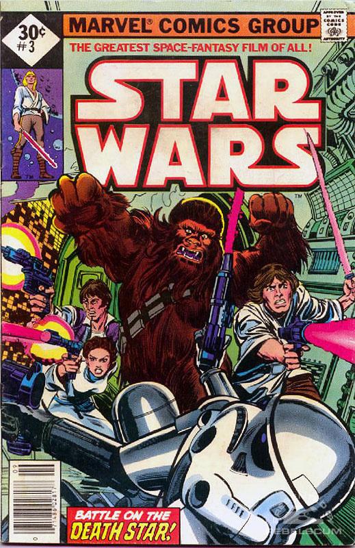 Star Wars (Marvel) #3