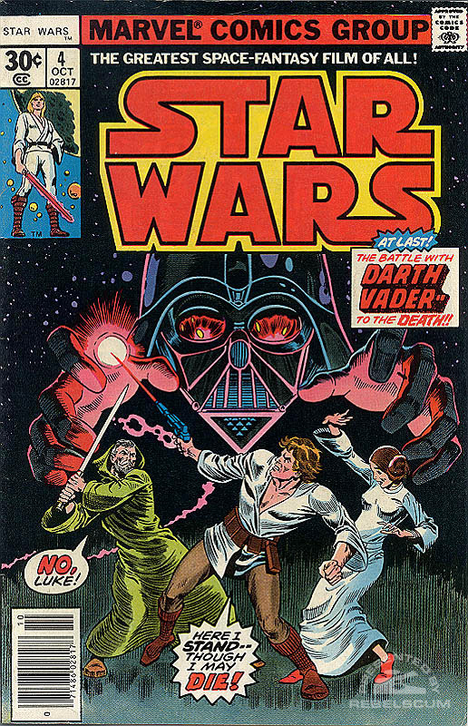 Star Wars (Marvel) #4