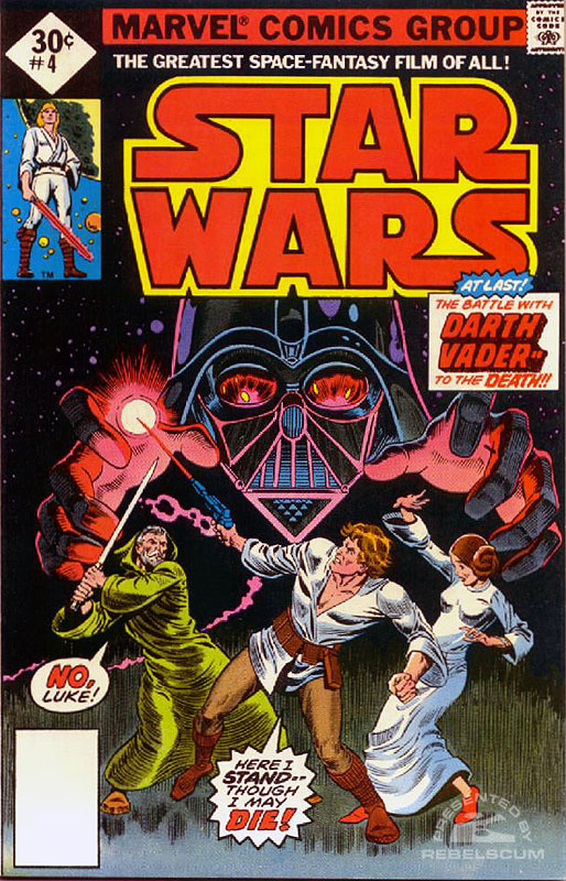 Star Wars (Marvel) 4 (direct market edition)