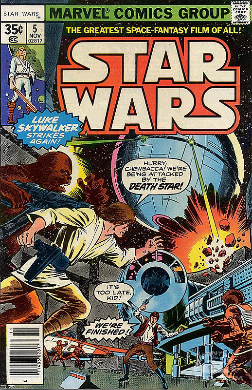 Star Wars (Marvel) #5