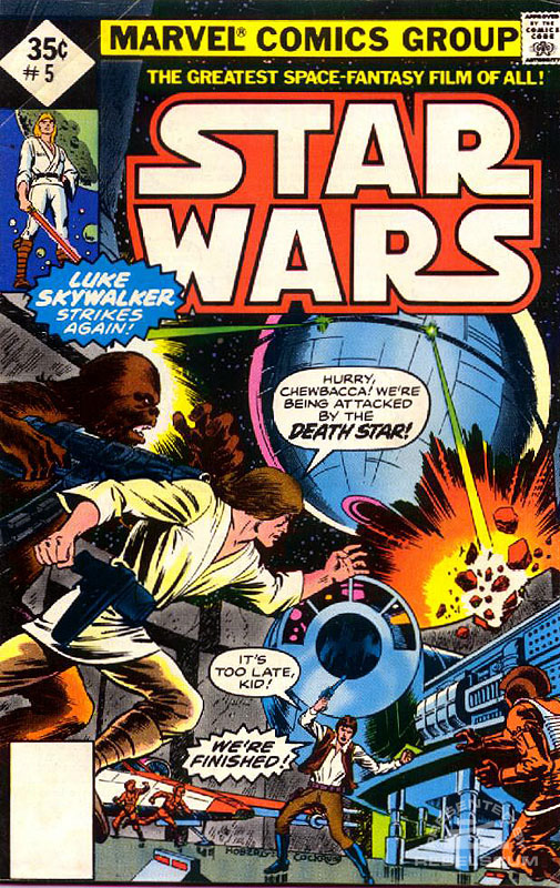 Star Wars (Marvel) 5 (direct market edition)