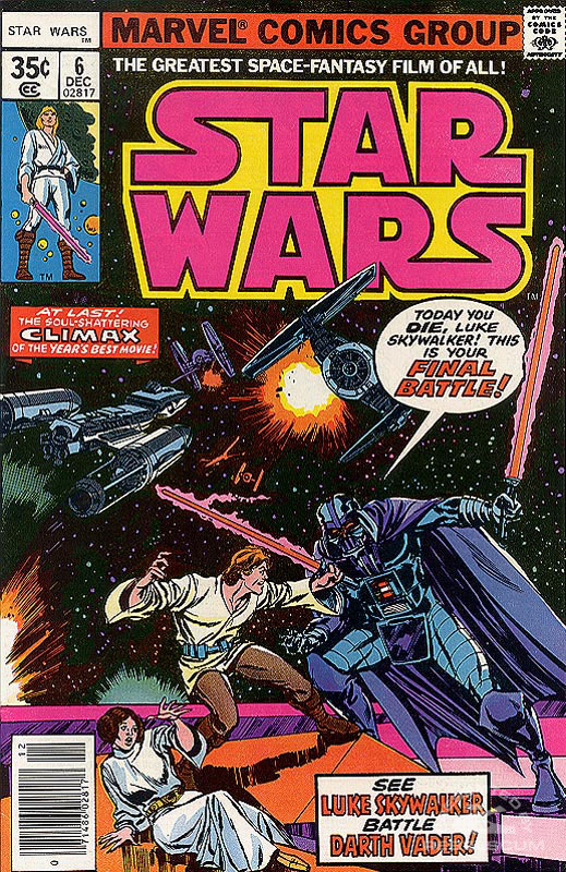 Star Wars (Marvel) #6