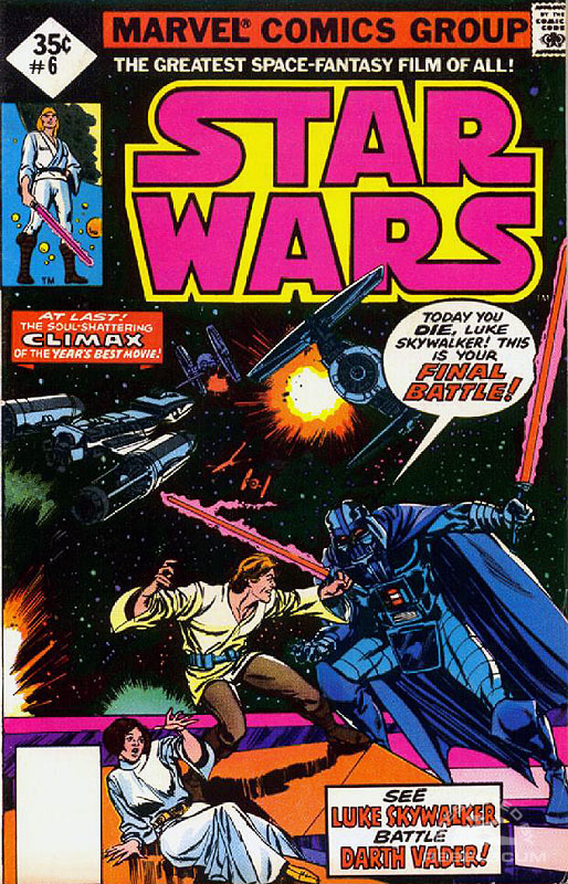 Star Wars (Marvel) 6 (direct market edition)