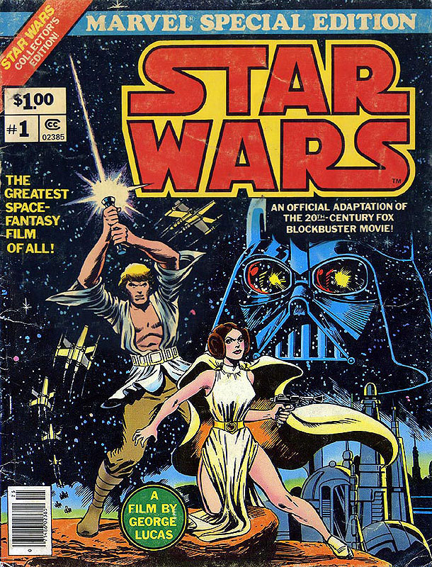 Marvel Special Edition featuring Star Wars #1
