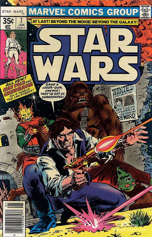 Star Wars (Marvel) #7