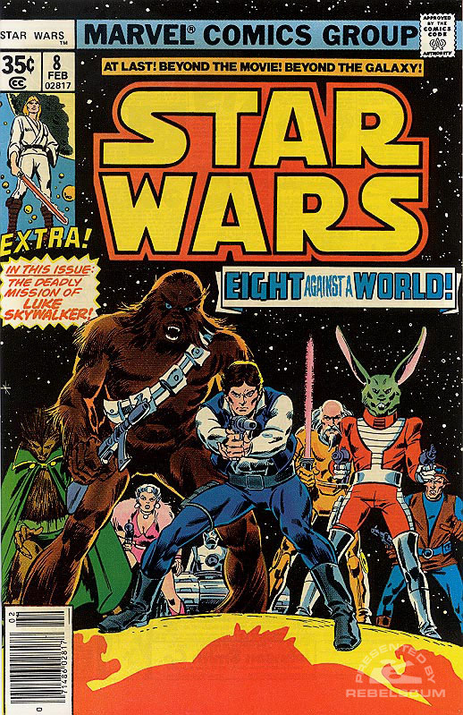 Star Wars (Marvel) #8