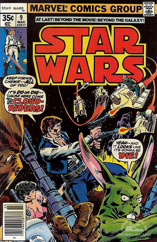Star Wars (Marvel) #9