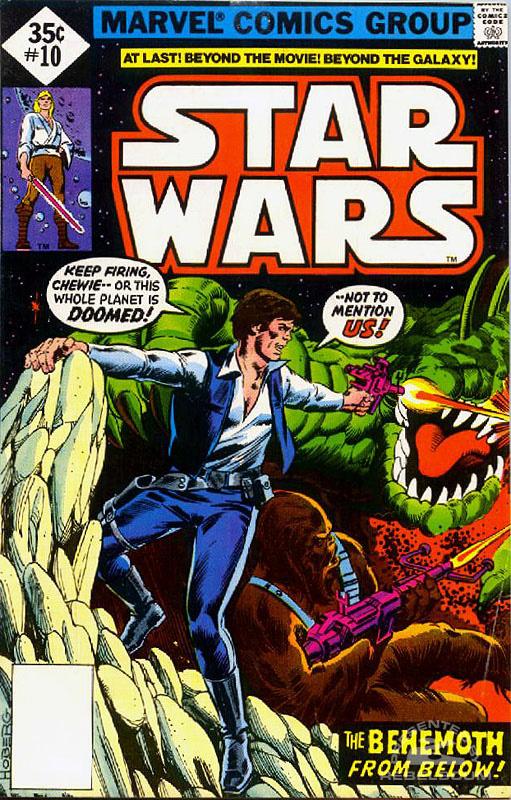 Star Wars (Marvel) #10