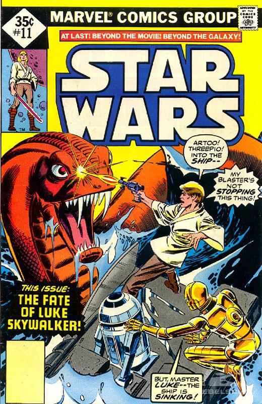 Star Wars (Marvel) #11