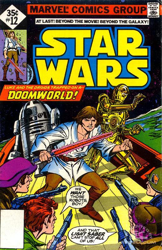 Star Wars (Marvel) #12