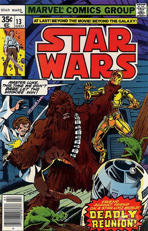 Star Wars (Marvel) #13
