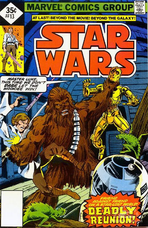 Star Wars (Marvel) 13 (direct market edition)