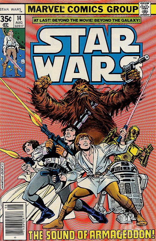 Star Wars (Marvel) #14