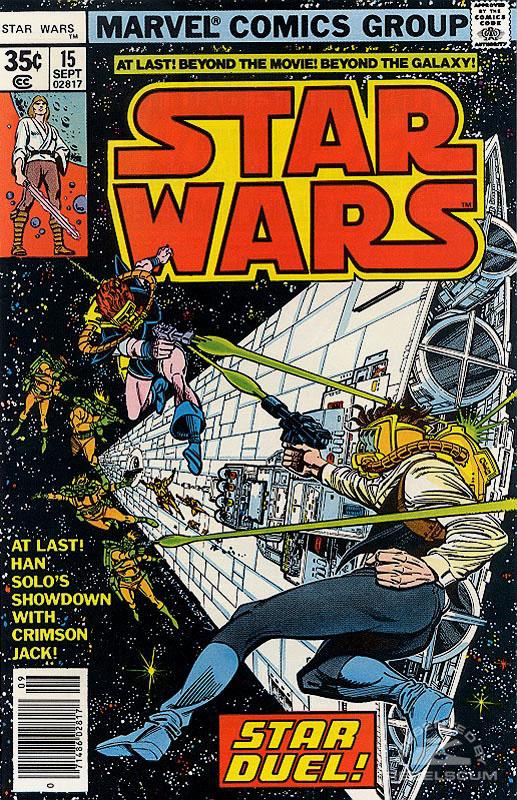 Star Wars (Marvel) #15