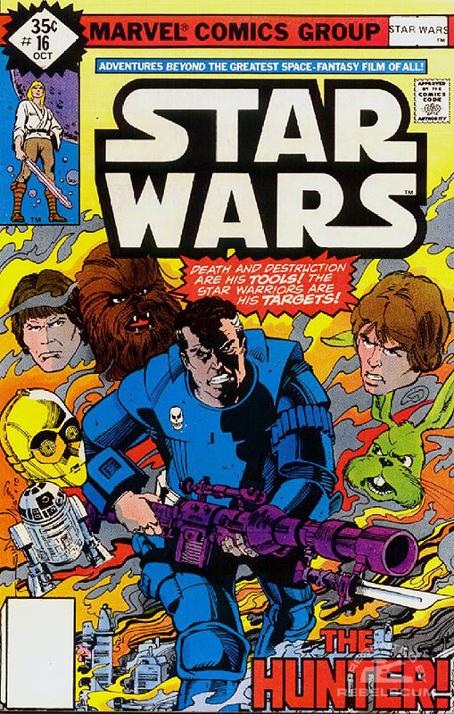 Star Wars (Marvel) 16 (direct market edition)