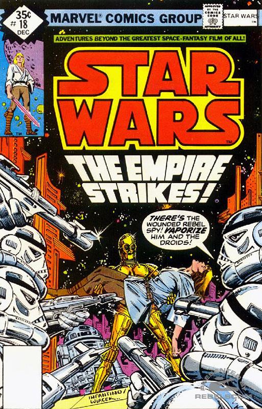 Star Wars (Marvel) #18