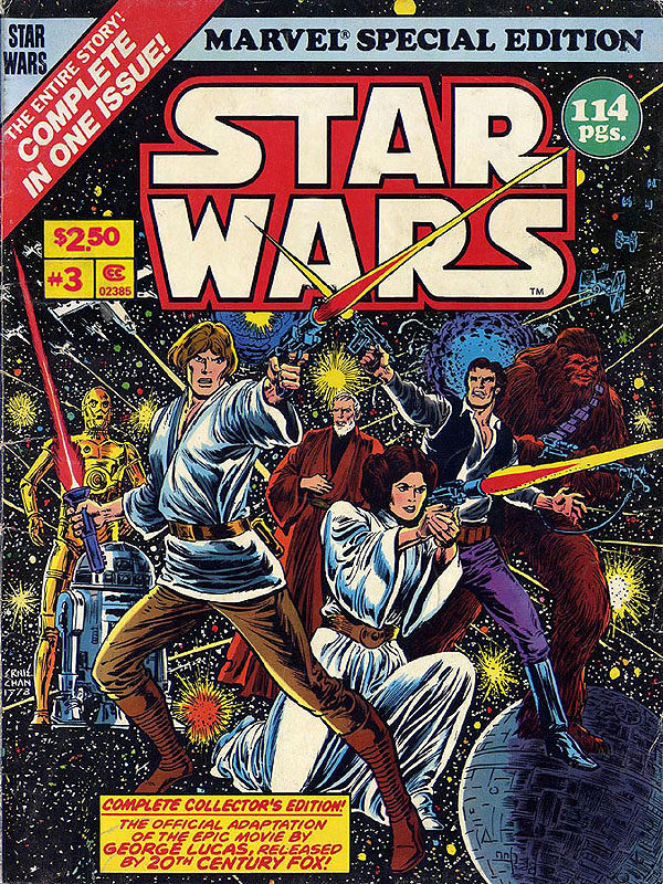 Marvel Special Edition featuring Star Wars #3