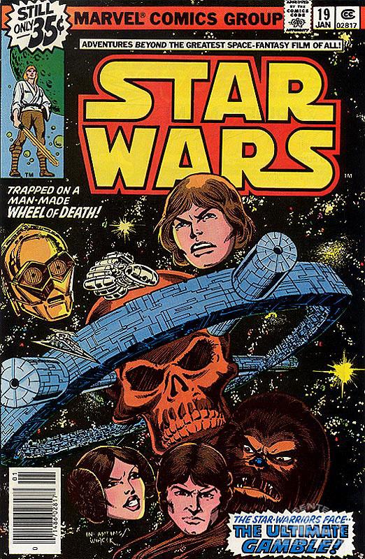 Star Wars (Marvel) #19