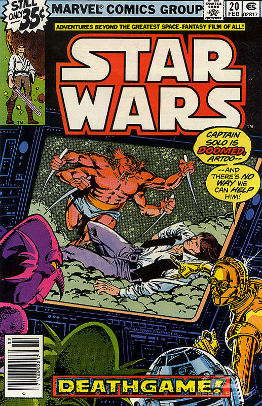 Star Wars (Marvel) #20