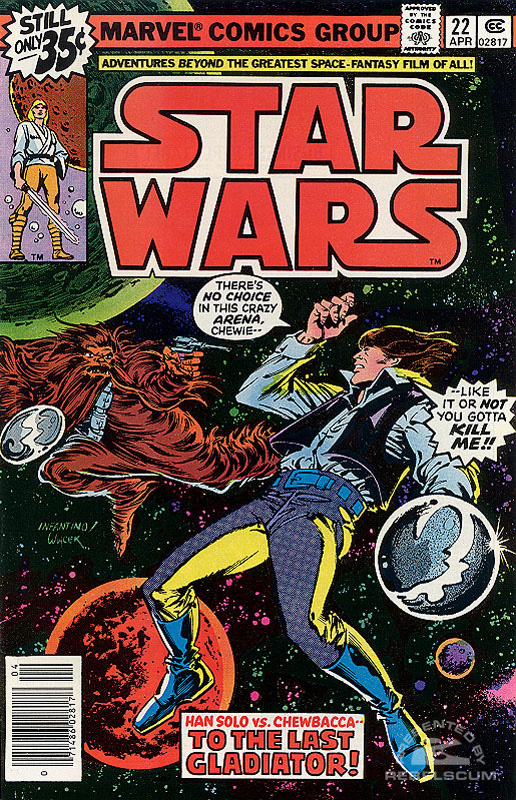 Star Wars (Marvel) #22