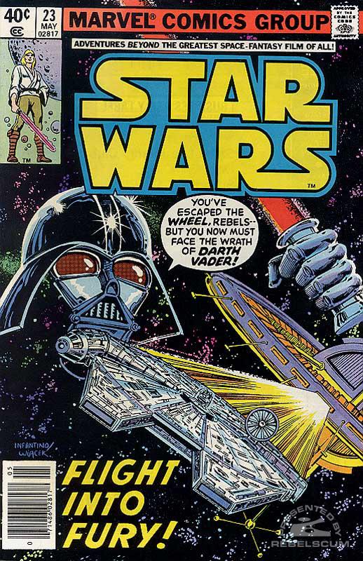 Star Wars (Marvel) #23