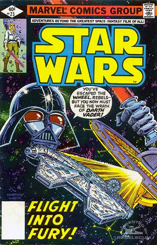 Star Wars (Marvel) 23 (direct market edition)