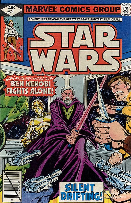 Star Wars (Marvel) 24 (direct market edition)