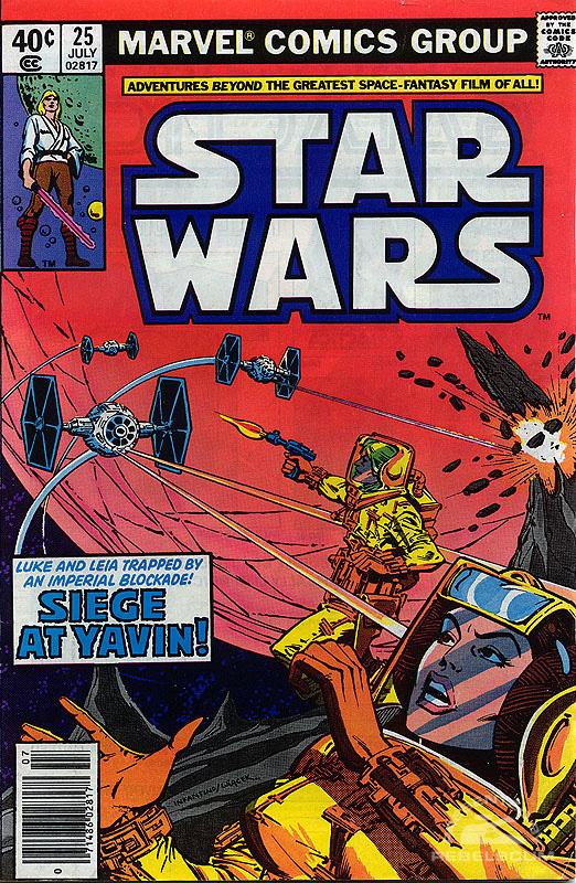 Star Wars (Marvel) #25