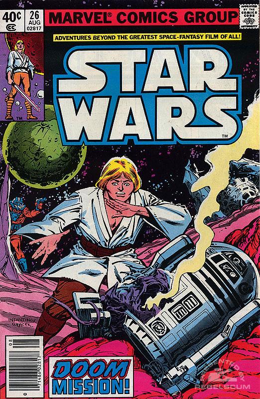 Star Wars (Marvel) #26
