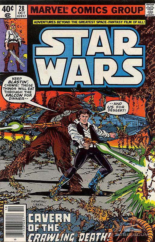 Star Wars (Marvel) #28