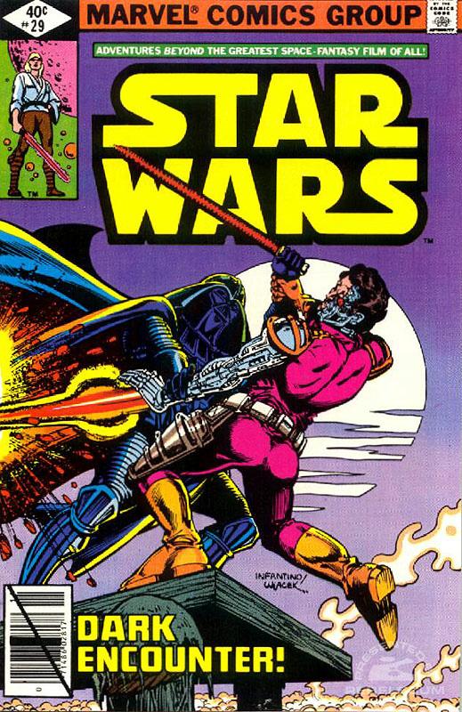 Star Wars (Marvel) 29 (direct market edition)