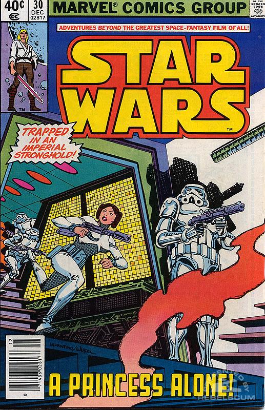 Star Wars (Marvel) #30