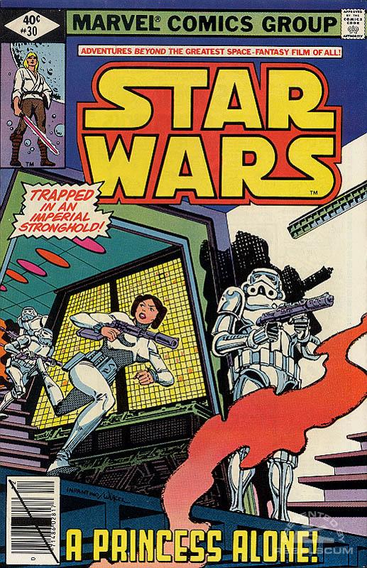 Star Wars (Marvel) 30 (direct market edition)