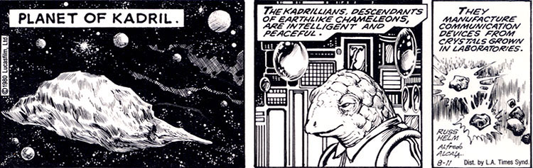 Planet of Kadril #10