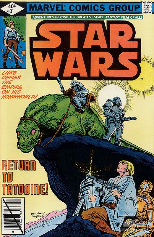 Star Wars (Marvel) #31