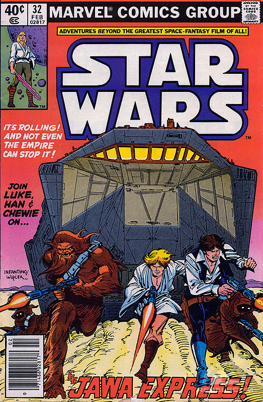 Star Wars (Marvel) #32