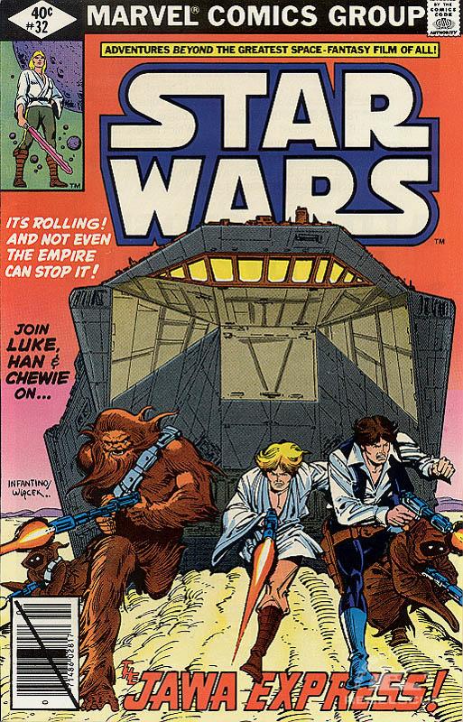 Star Wars (Marvel) 32 (direct market edition)