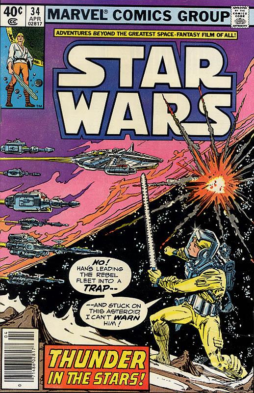 Star Wars (Marvel) #34