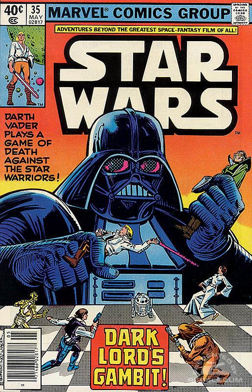 Star Wars (Marvel) #35