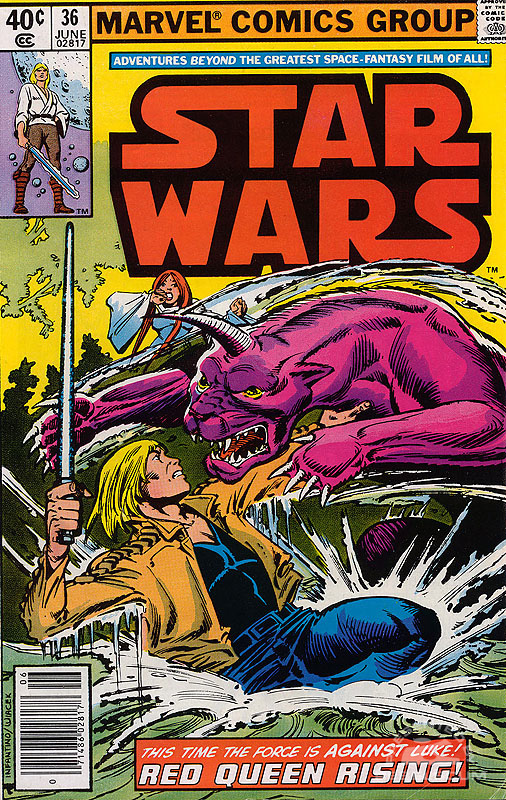 Star Wars (Marvel) #36