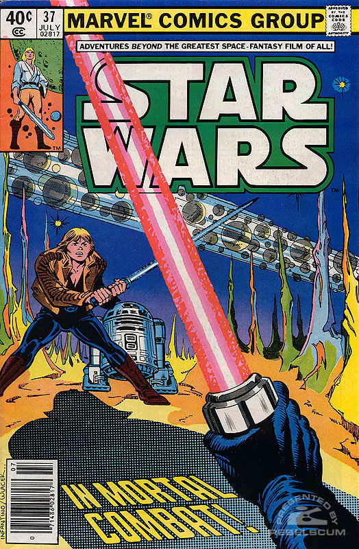 Star Wars (Marvel) #37