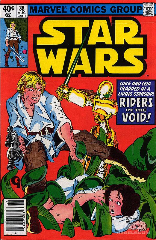 Star Wars (Marvel) #38