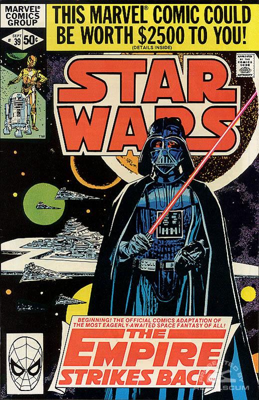 Star Wars (Marvel) #39