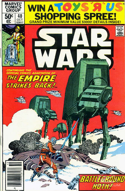 Star Wars (Marvel) #40