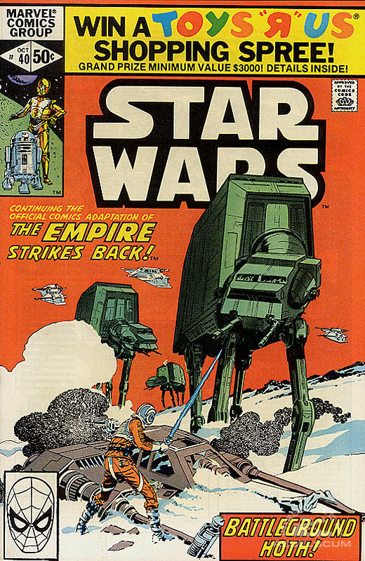 Star Wars (Marvel) 40 (direct market edition)