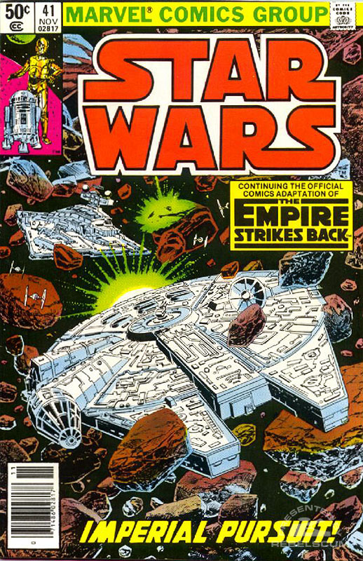 Star Wars (Marvel) #41