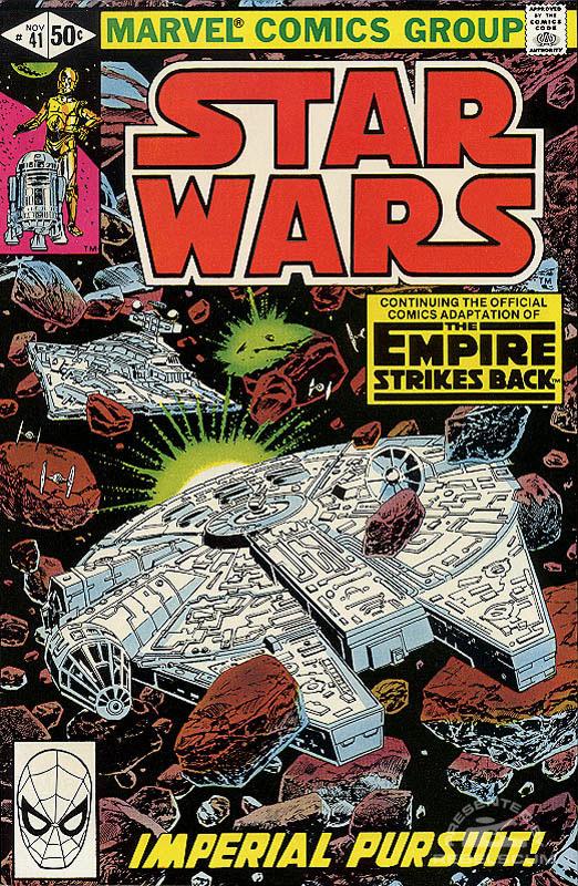 Star Wars (Marvel) #41
