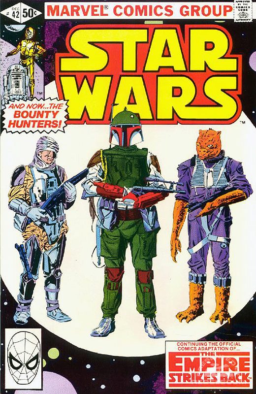 Star Wars (Marvel) 42 (direct market edition)