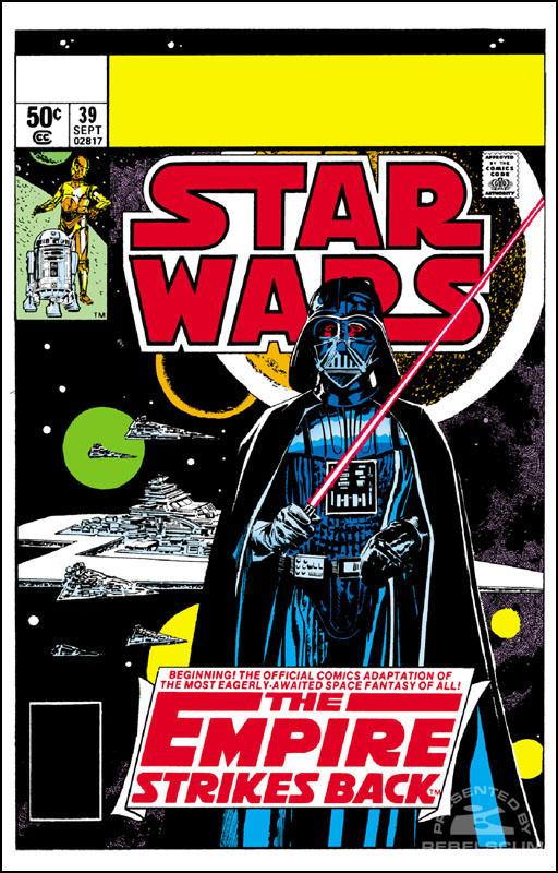 The Empire Strikes Back #1